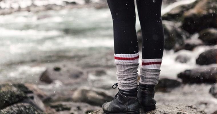 Des petites jambes bien au chaud pour l'hiver