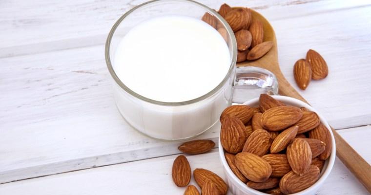 Fabriquer son lait d'amande maison