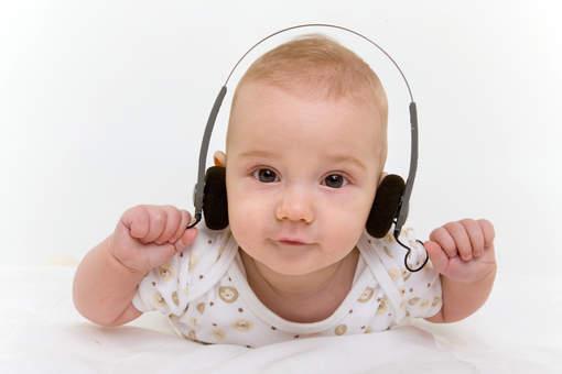 Efectos de la musica en los bebes
