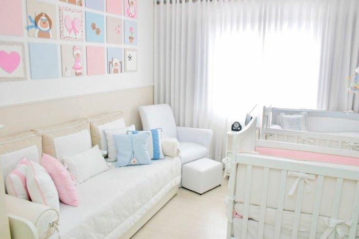 como decorar habitaciones para gemelos 6