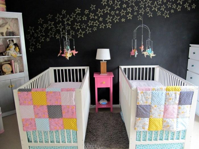 como decorar habitaciones para gemelos 2
