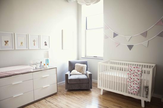 Decorar una habitacion de bebe con poco dinero
