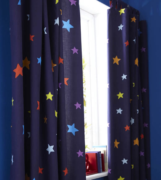 cortinas para habitaciones infantiles 7 - Blog Bebe y Decoración