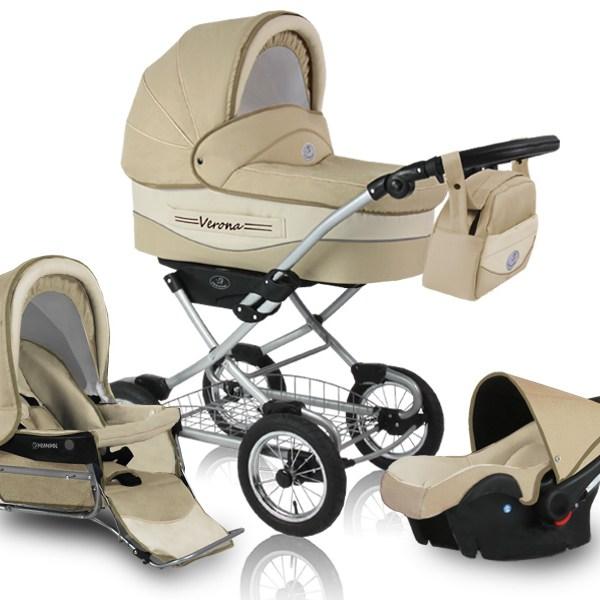 Elegir el coche para el bebe