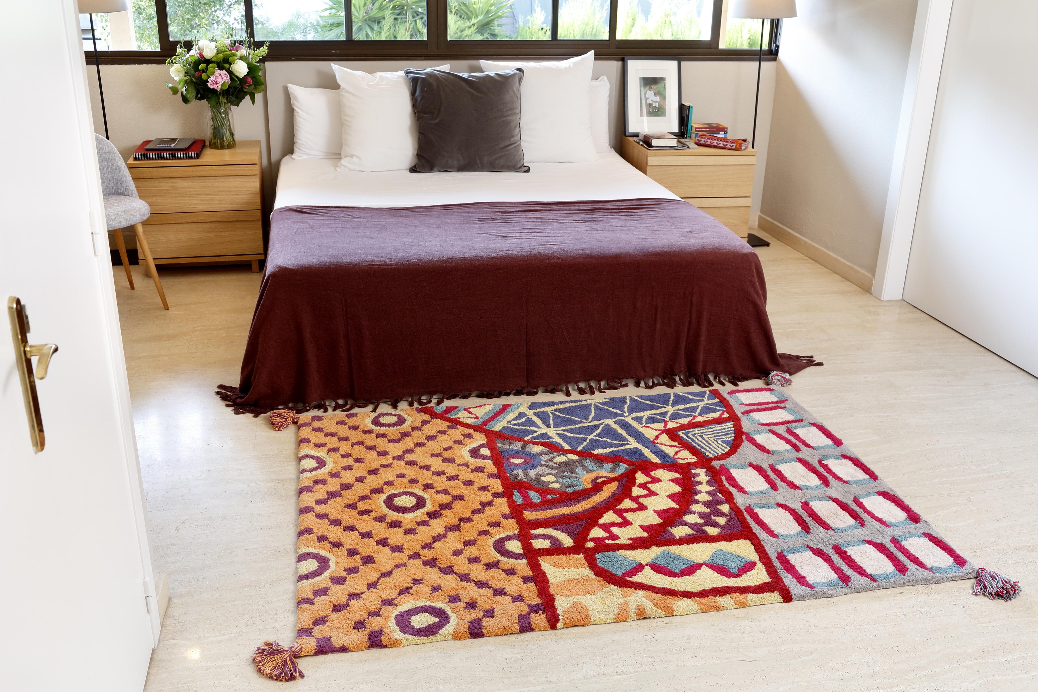 Nuevas alfombras lavables Lorena Canals