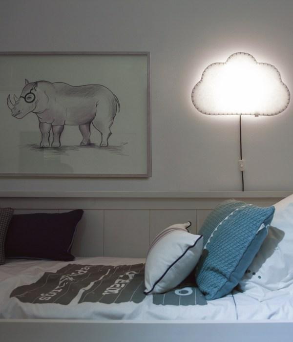 Lámparas para habitaciones infantiles