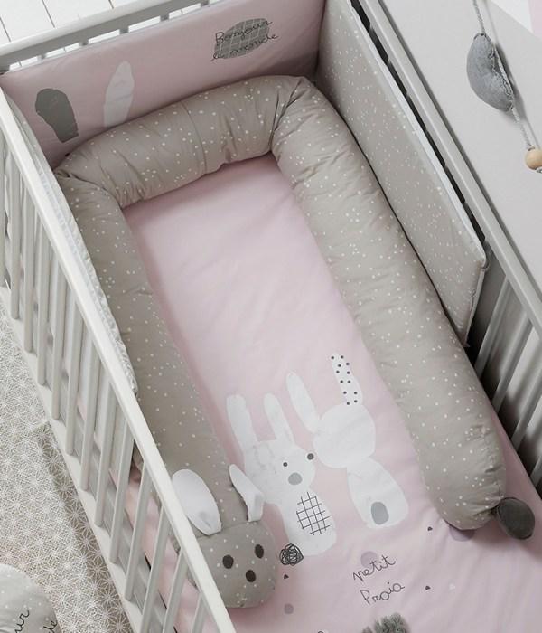 Elegir la cuna nido para bebé