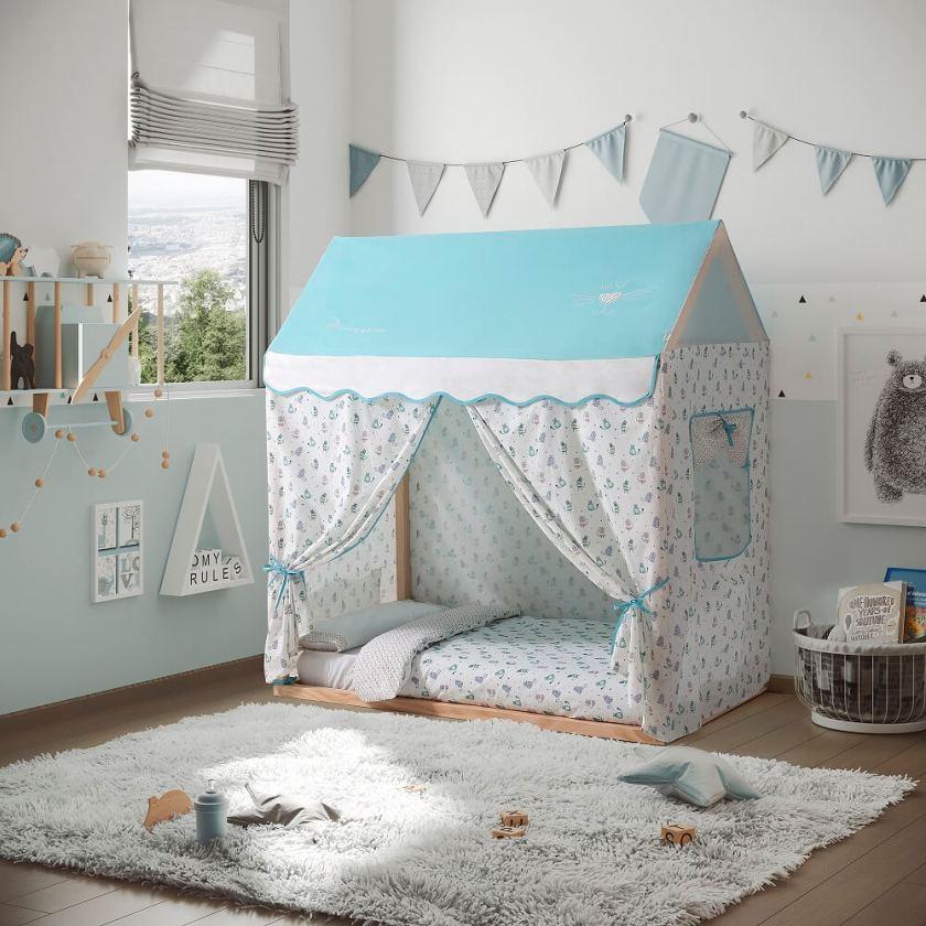 mueble montessori cama kittens