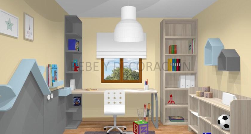 habitación para juegos-proyecto 2