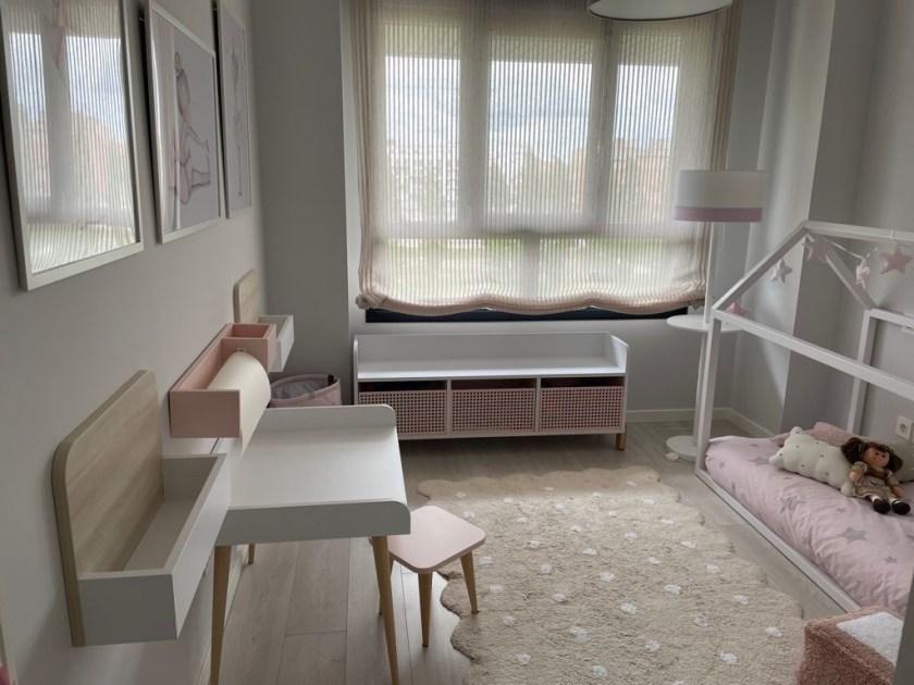 proyecto habitacion infantil de niña resultado final 2