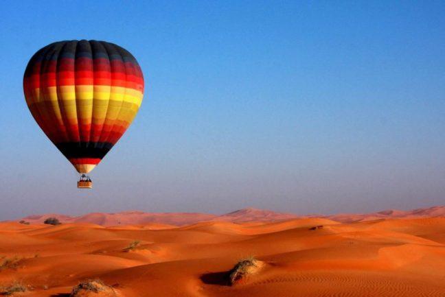 Désert Dubai