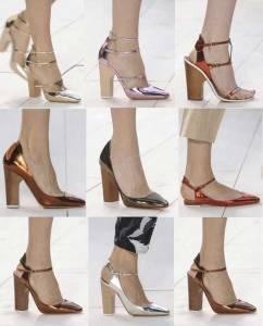 Chloe Shoes | Paris Fashion Week | SS 2013