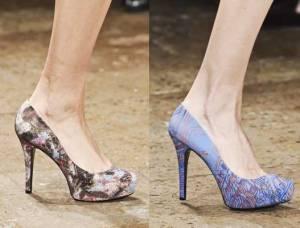 Costello Tagliapietra. Shoes. Mercedes Benz Fashion Week New York. Fall-Winter 2013-2014