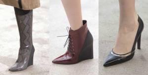 Derek Lam. Shoes. Mercedes Benz Fashion Week New York. Fall-Winter 2013-2014