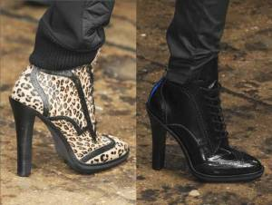 DKNY. Shoes. Mercedes Benz Fashion Week New York. Fall-Winter 2013-2014