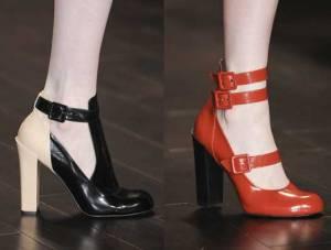 Jill Stuart. Shoes. Mercedes Benz Fashion Week New York. Fall-Winter 2013-2014