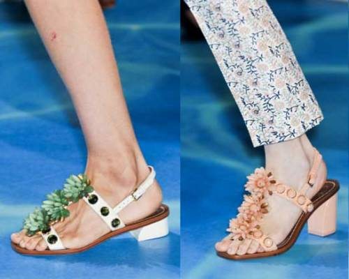 Tory Burch | MB Fashion Week New York. Mercedes Benz Semana de la Moda de New York | Spring-Summer 2014. Primavera-Verano 2014 | Calzado Shoes
