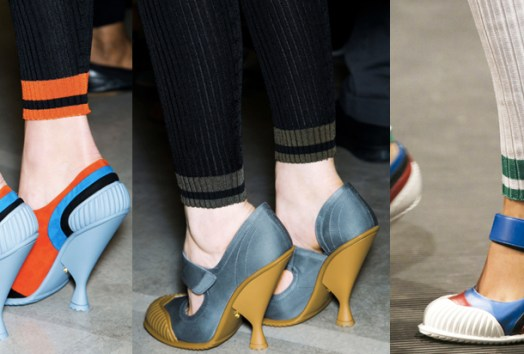 Prada | Milan Fashion Week / Semana de la Moda de Milán | Spring-Summer 2014 | Primavera-Verano 2014 | Shoes / Calzado