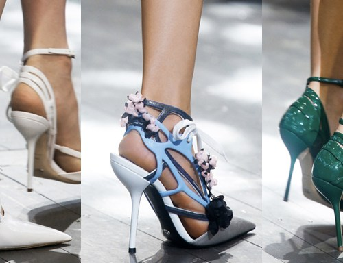Christian Dior | Paris Fashion Week / Semana de la Moda de Paris | Spring-Summer 2014 | Primavera-Verano 2014 | Shoes / Calzado