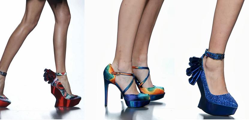 Maya Hansen colaboración de Ursula Mascaró | Madrid Fashion Week / Mercedes Benz Fashion Week Madrid | Spring-Summer 2014 | Primavera-Verano 2014 | Shoes / Calzado