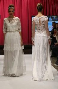 Romantic Menta Dress. Collection Vintage by Jordi Dalmau
