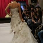 Back Wedding Dress by Jordi Dalmau / Espalda de Vestido de Novia de Jordi Dalmau