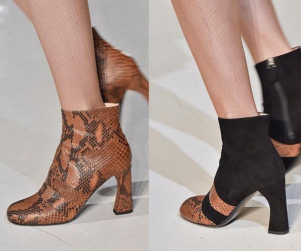 Jil Stuart. New York Fashion Week. Fall-Winter 2015-2016. Semana de la Moda de Nueva York. Otoño-Invierno 2015-2016