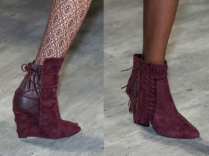 Rebecca Minkoff. New York Fashion Week. Fall-Winter 2015-2016. Semana de la Moda de Nueva York. Otoño-Invierno 2015-2016