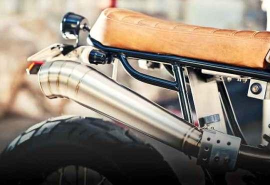fungsi ganti knalpot motor harian