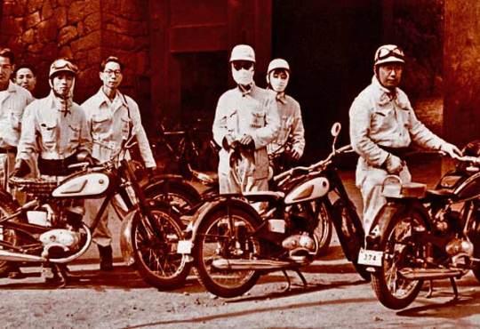 Motor Pertama Bikinan Yamaha, Batu Loncatan Dari Industri Musik
