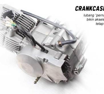 lubang pernafasan hawa mesin atau crankcase breather
