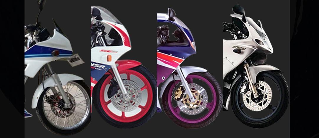 4 Motor Sport Klasik 2 Tak