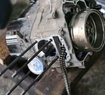 tips bore up harian touring