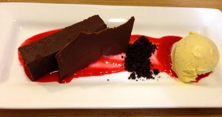 Chocolate, Raspberry, Vanilla, Scotch