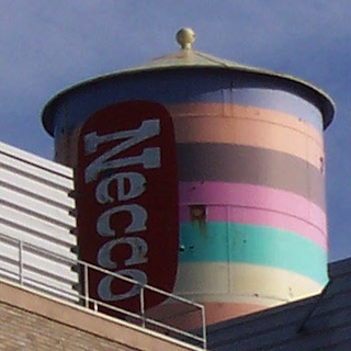 Old Necco tower