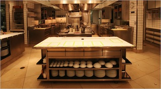 Per Se Kitchen