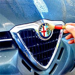 Estética Automotiva - Lavagem Externa com Cera - Faça a lavação do seu carro na Bem Auto Soluções Automotivas, Oficina mecânica especializada no Kobrasol, São José, Florianópolis, Biguaçu, Palhoça.