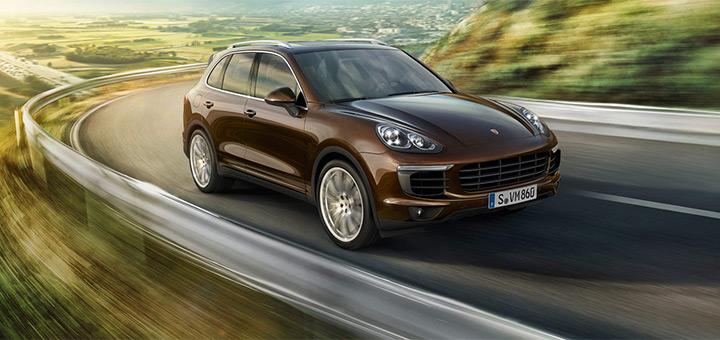 Porsche Cayenne: uma aposta bem feita