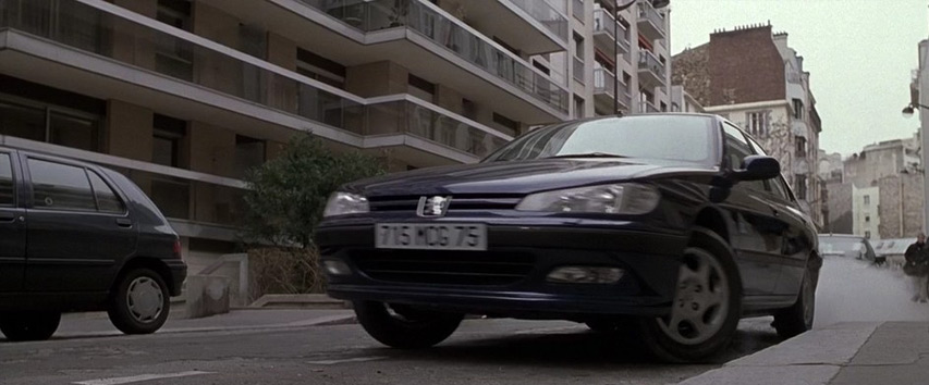 Carro do filme Ronin - Peugeot 406 - Bem Auto Oficina mecânica especializada no Kobrasol, São José, Florianópolis, Biguaçu, Palhoça - Carros que marcaram a história do cinema
