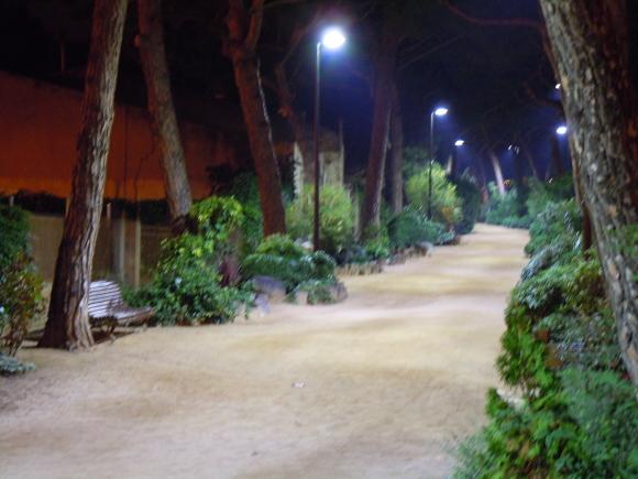 Vialia Evo LED al Passeig dels Pins, Vilassar de Mar