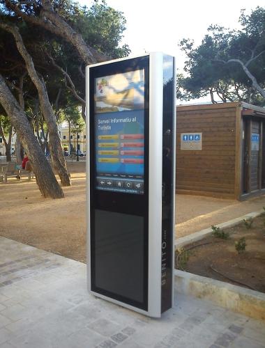 Activepoint instalado en Menorca