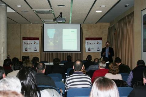 Jornadas ahorro energético - Consorcio EDER, Navarra