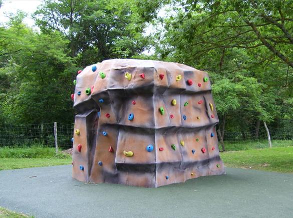 Rocódromo - Búlder infantil, Parques infantiles BENITO