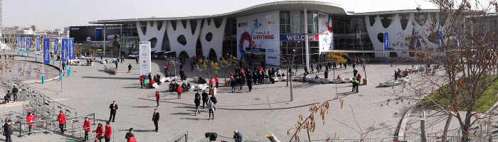 Visita al Mobile World Congress 2016