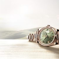 Rolex bears the Crown as the King of Timepieces