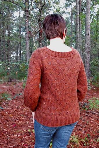 Starbrook Pullover by Cassie Castillo