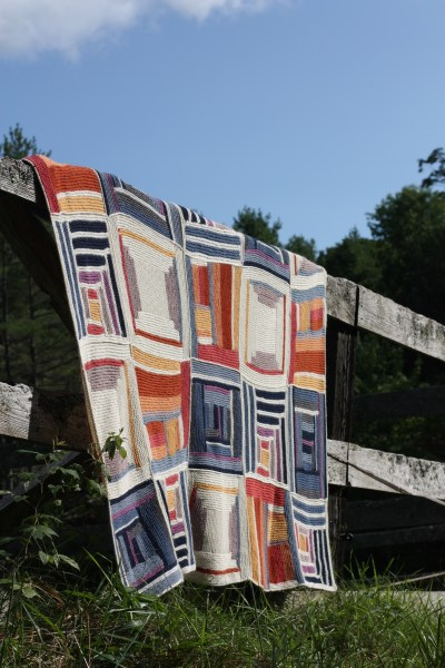 Ultra Alpaca MKAL Blanket by Berroco Design Team