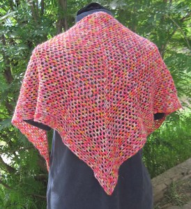 Eleonora Shawlette by Andee Graves