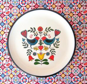 Pennsylvania Dutch Plate