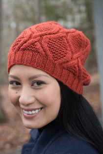 Alpine Twist Hat by Jesie Ostermiller